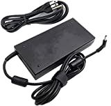 Slim 150W 19.5V 7.7A AC Adapter Charger for HP ZBook 15u G3 G4 HP ZBook 15 G3 G4 HP ZBook Studio G3 G4 HP OMEN 15 775626-003 ADP-150XB B A150A05AL Power Supply Cord by ETTECH