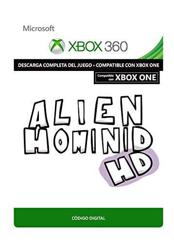 Alien Hominid HD Standard | Xbox 360 - Plays on Xbox One - Código de descarga