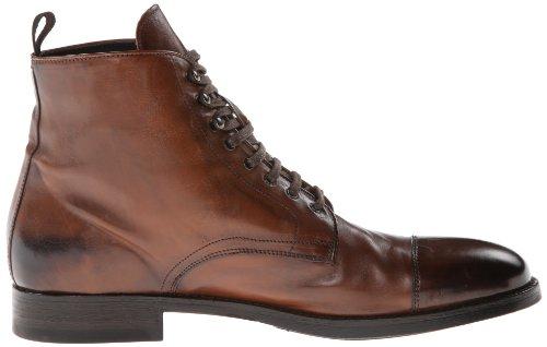 To Boot New York Men's Stallworth Combat Boot,Cognac,11 M US