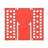 COKEYU Wäsche Faltbrett Kleidung Faltbrett T-Shirt Falthilfe T Shirt Falten Zusammenlegen...