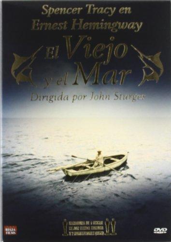 El viejo y el mar  DVD 1958 The Old Man and the Sea