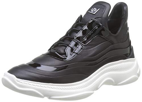 HÖGL Damen Visionary Sneaker, Schwarz (Schwarz 0100), 40 EU