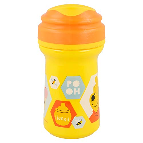 STOR Toddler Premium Tumbler With Lid Winnie The Pooh Hugs & Honey Verre unisexe