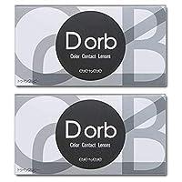 Dorb ディオーブ マンスリー 【カラー】オリーブ 【PWR】-0.50 3枚入 2箱