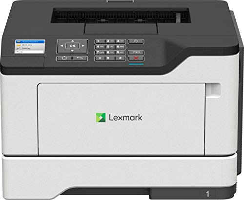 Lexmark B2546dw - Impresora láser, Color Negro y Gris