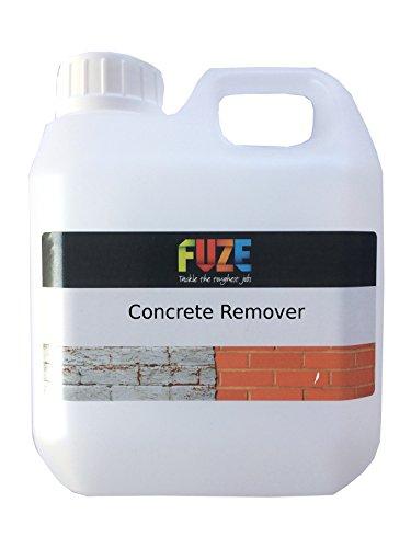 Biostrip Beton-Entferner, 1Liter, sicher zu verwenden, Beton-, Zement- und Mörtel-Reinigungsmittel