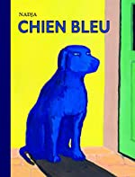 Chien bleu de Nadja