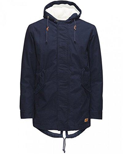 Jack & Jones Herren Parka JORBENSON, Größe:XL;Farbe:Navy Blazer (12110120)