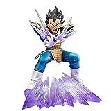 Dragon Ball Vegeta IV Traje De Combate Figuras PVC Colección De Figuras De Acción Juguetes Modelo 16Cm