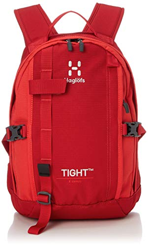 Haglöfs Tight X-Small Mochila, Adultos Unisex, 4C6-Rich Pop Red, Talla Única