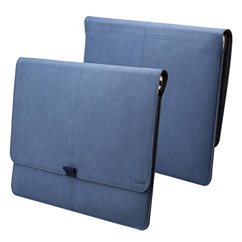 valkit for MacBook Pro 13 Sleeve, Slim MacBook Pro 13 inch Case, Top Best 13 inch Laptop Ultrabook Carrying Sleeve Case Cover Bag for Ultrabook MacBook Pro 13 inch (A1278), Blue Color