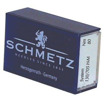 SCHMETZ Microtex (Sharp) (130/705 H-M) Sewing Machine Needles - Bulk - Size 80/12