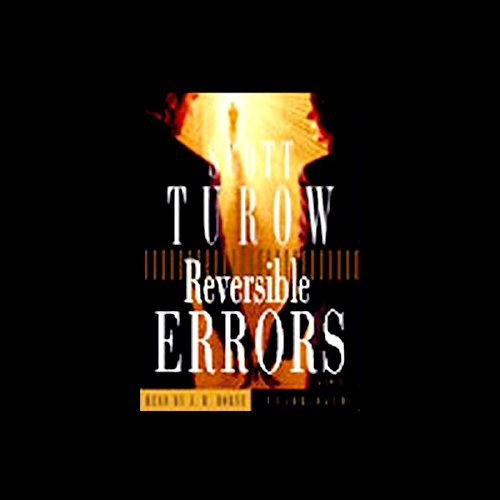 Reversible Errors audiobook cover art