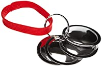 5 Metal discs on a rope Provide essential help for an optimal training Effective training due to the special sound signal Behavioural training using sound Diameter: 4.5 cm