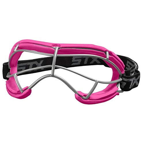 STX Lacrosse 4Sight+ S Youth Goggle, Punch