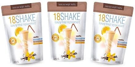 18 shake diet