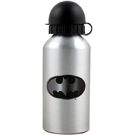 Batman Aluminum Water Bottle [14 oz - 400 ml]