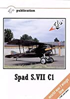 マーク1 スパッド S.7 C1 写真資料本 図面付 書籍 MKM4P019