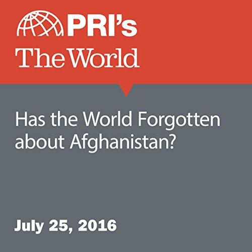 Has the World Forgotten about Afghanistan? audiobook cover art