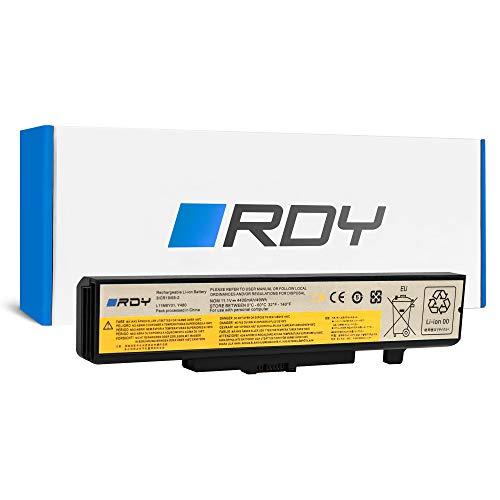 RDY Batería para Lenovo G480 G485 G500 G505 G510 G580 G580A G585 G700 G710 | Lenovo B580 B590 IdeaPad N580 P580 P585 Y580 Z580