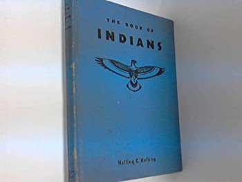 Hardcover The Book of Indians Book