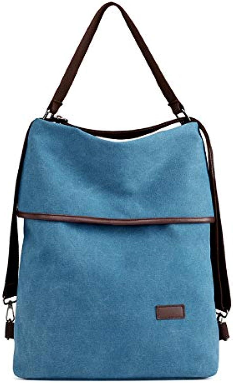 FREEDOL Diagonale Canvas Bag, Einzelne Schulter Schulter Schulter Hand   Schulter Dual-Use-Tasche Große Kapazität Casual Wild Reisen B07JNP6GB4  Abgabepreis 877f5c