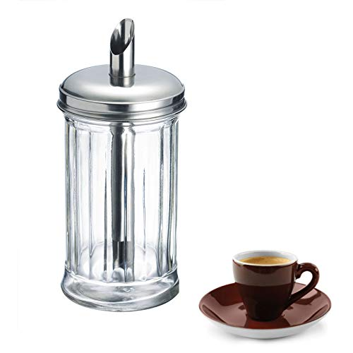 Our #6 Pick is the Westmark Germany 'New York' Glass Sugar Dispenser