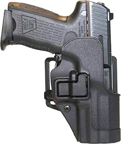 BLACKHAWK! Serpa CQC 410517BK-R Holster Heckler & Koch P30 Matte Black