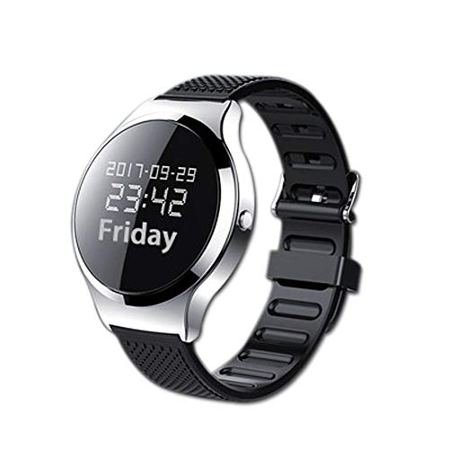 Rejoicing Voice Recorder Armbanduhr Micro Mini Recording Pen Wristband Voice Control Evidence Collector Professional HD Noise Reduction Remote Wristband Watch