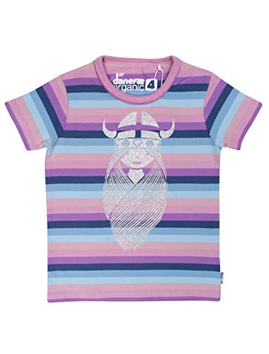 Danefae Organic Beetroot T-Shirt Fairy Freja 98
