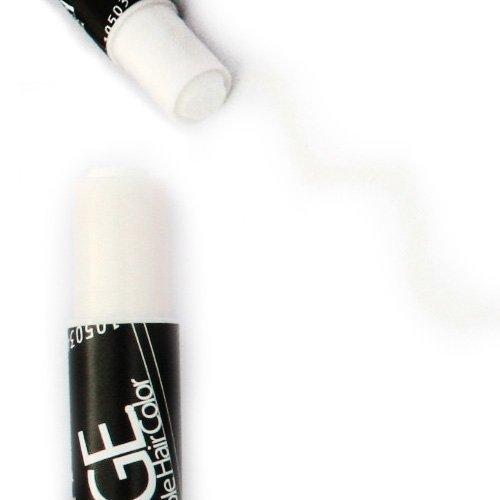 White Recommended Hair [Alternative dealer] Chalk - Blendable Edge Color