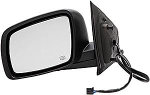 Power Side View Mirrors Left//Right Pair Set for 05-10 Chevy Cobalt 4 Door Sedan