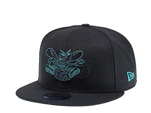 Ne W Era Charlotte Hornets Detail Stitch 9Fifty - Gorra de la NBA, diseño de Charlotte Hornets