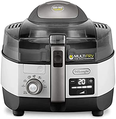 De'Longhi FH 1396/1multifry Friteuse à air chaud extra Chef Plus