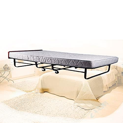 säng med utdragbar extrasäng ikea