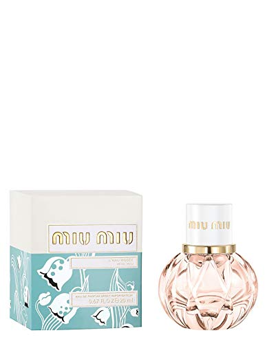 Miu Miu L'Eau Rosee Eau de Parfum, spray, 20 ml