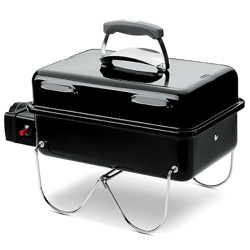 weber-barbecue 1141075(Rechteckiger Tisch 60cm/schwarz 31,5cm 22,5cm)