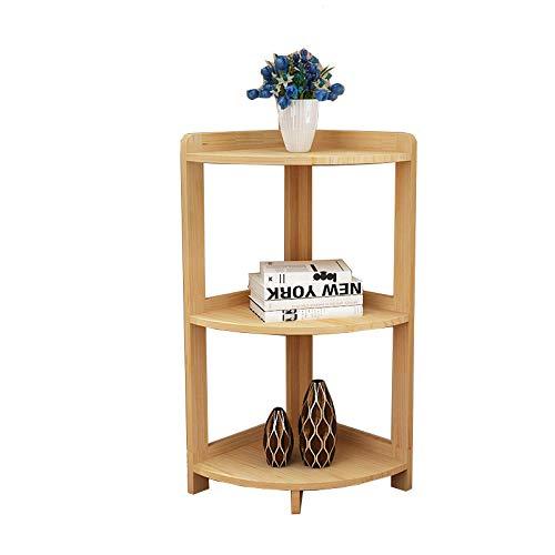 Corner Shelf Massivholz eckschrank eckschrank/eckregal/bodenschließfach(; 40 * 90cm)