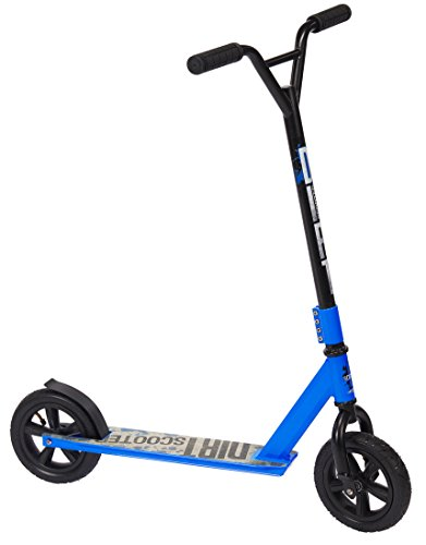 Stamp SAS-JB275001 Dirt Scooter, Color Blue, 8+ (JB275001)