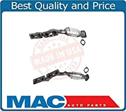 Fit For 03-08 FX45 06-10 M45 Lft & Rgt Front Manifold Catalytic Converter USA