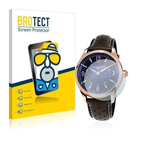 brotect Pellicola Protettiva Opaca Compatibile con Frédérique Constant Horological Smartwatch Pellicola Protettiva Anti-Riflesso (2 Pezzi)