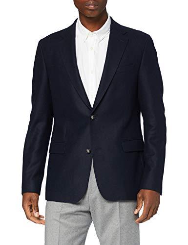 Strellson Premium Herren Cozer-E Blazer, Dark Blue 402, 52