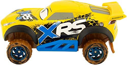 Cars - XRS Mud Racing Cruz Ramirez Veicolo Die-cast, Giocattolo per Bambini 3+ Anni, GBJ37