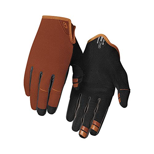 Giro Herren DND Downhill/Freeride Enduro|MTB Trail Handschuhe, red orange, XL