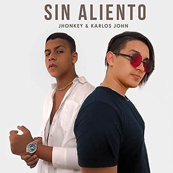 Sin Aliento (feat. Jhonkey)