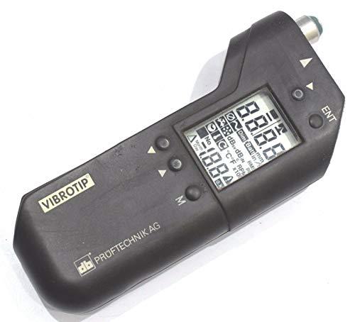 VIBROTIP VIB 8.650 Multimeter, Vibration, RPM, Temperature, Cavitation, Bearing