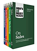 HBR's 10 Must Reads for Sales and Marketing Collection (5 Books) Front Cover