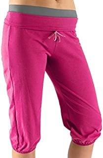 Alex + Abby Women's Folded Waist Capri