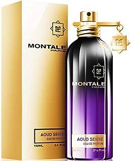 Montale Aoud Sense for Unisex Eau de Parfum 100ml