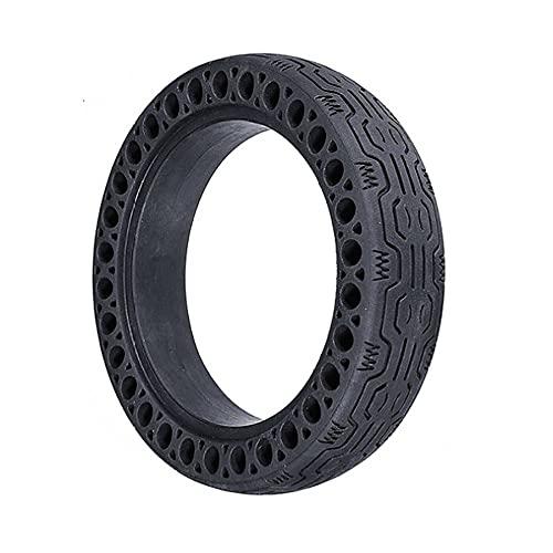 Neumáticos De Scooter Eléctrico, Neumático Sólido Delantero Trasero De 8,5 Pulgadas, Elasticidad Y Durabilidad, A Prueba De Explosiones, Neumático De Panal, para Reemplazo De Ruedas